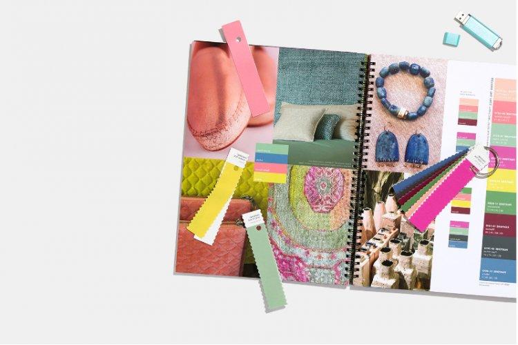 Модные цвета,оттенки и их сочетания в одежде 2020