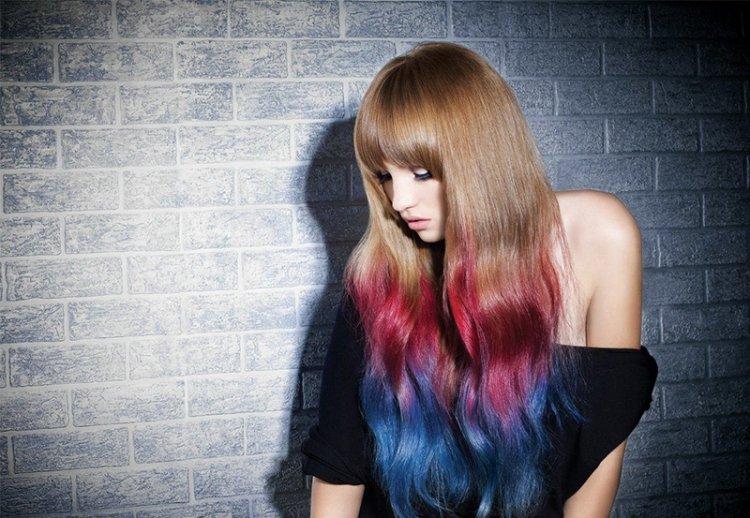 Модные оттенки окрашивания волос 2020/2021