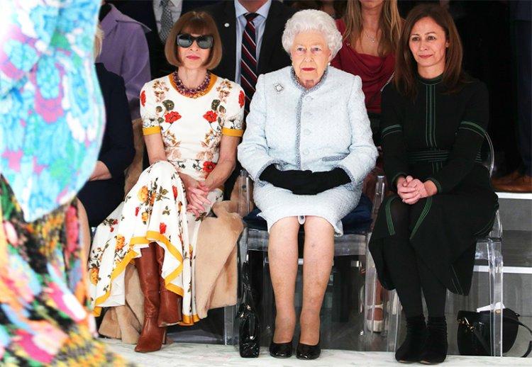 Неделя моды в Лондоне пройдет в формате онлайн