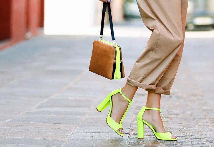 Модная обувь сезона весна-лето 2020