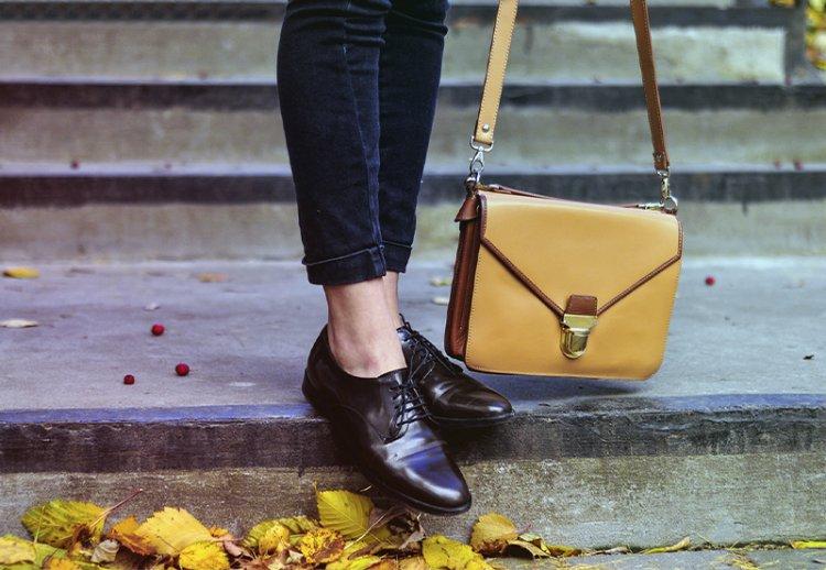 ТОП – 5 модных моделей туфель осень-зима 2020/2021