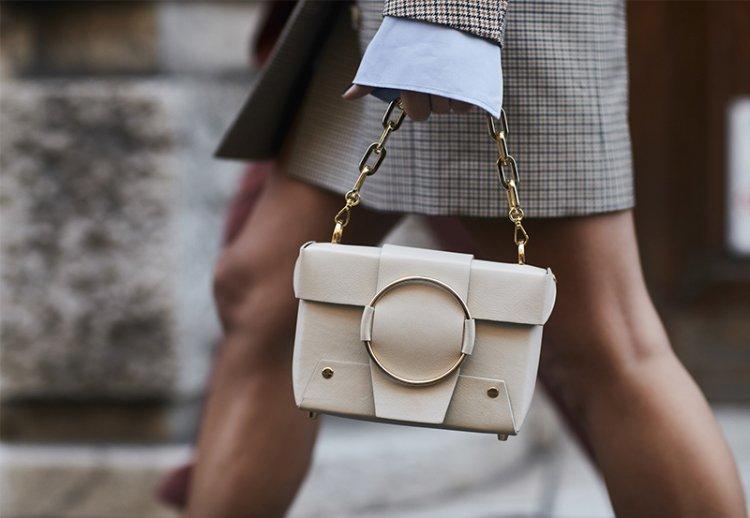 Новая коллекция сумок 2021 от бренда Yuzefi
