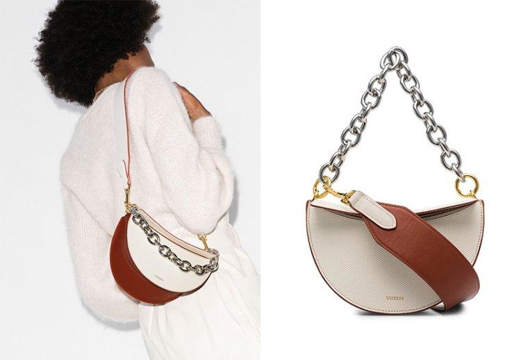 Yuzefi сумка на плечо цепь