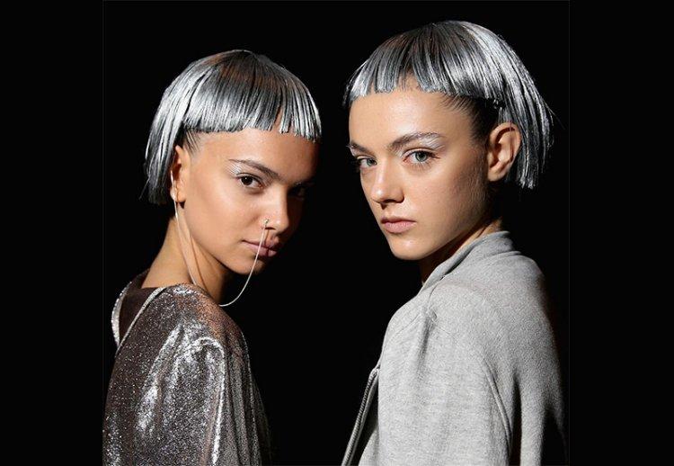 Как скрыть седые волосы: варианты, причины