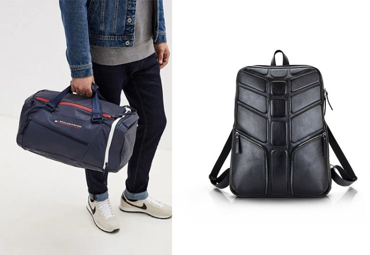 Спортивная сумка и рюкзак на подарок
