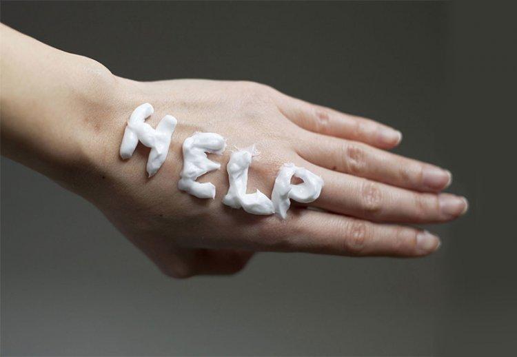 Что делать, если сохнет кожа рук