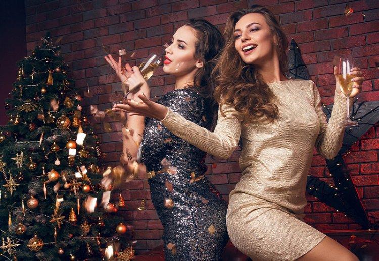 В чем встретить новогоднюю ночь 2021