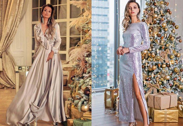 Новогоднее платье для раков