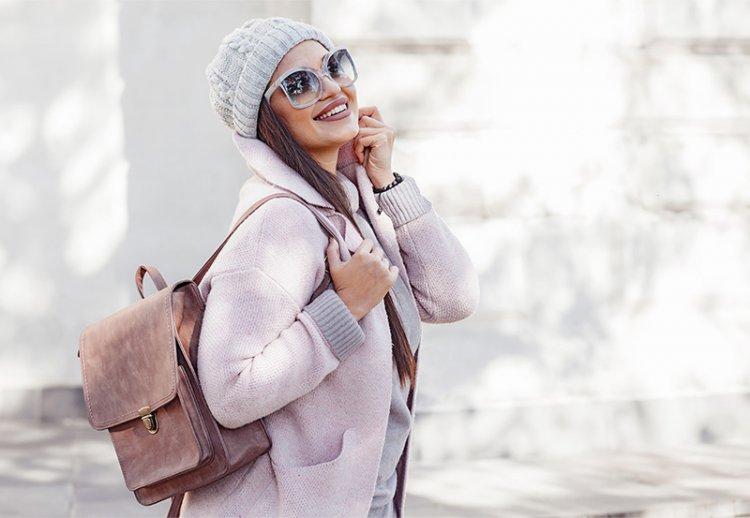Как тепло и красиво одеваться зимой 2021