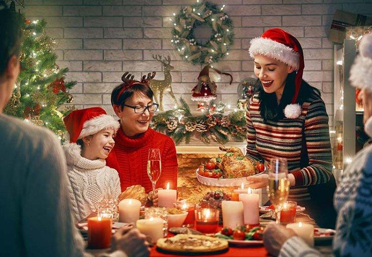 7 января рождество в кругу семьи