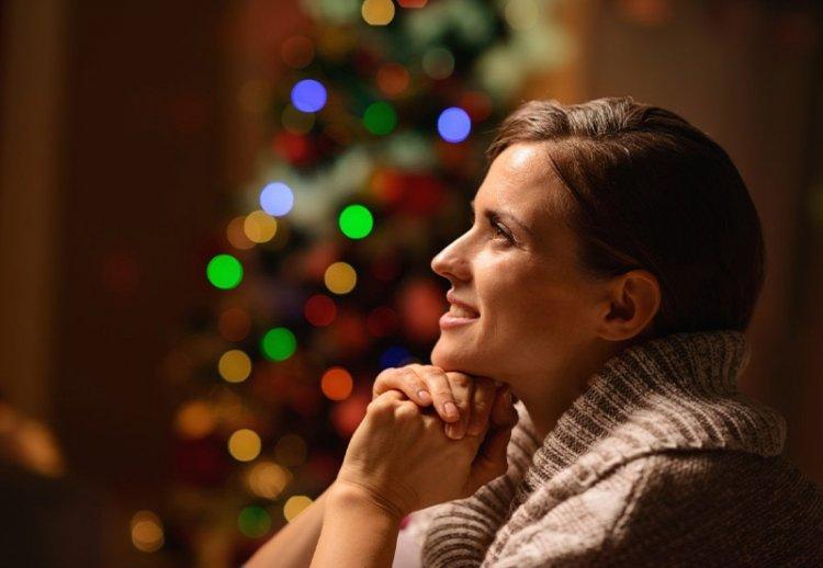 загадывать желание на новый год