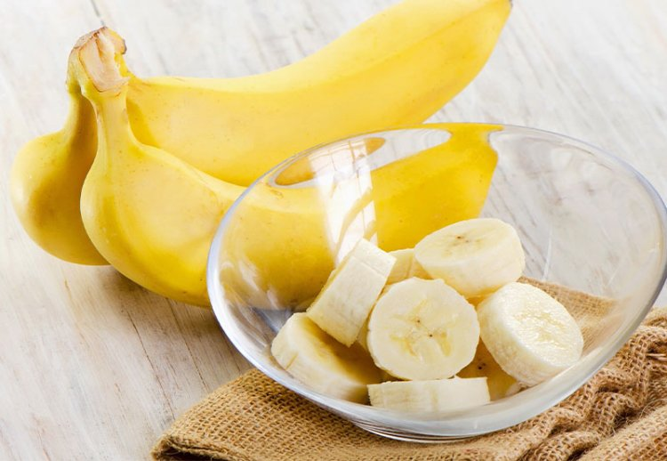омолааживающая маска с бананом