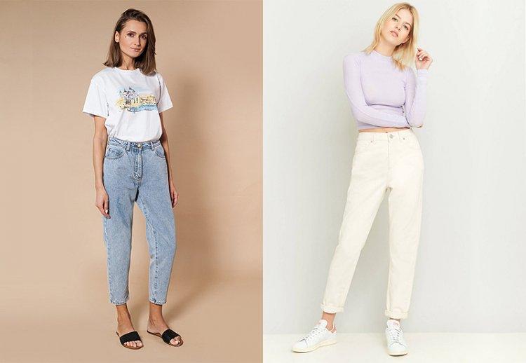 модные цвета джинсов 2021