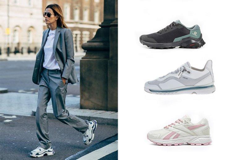 модные кроссовки на весну 2021