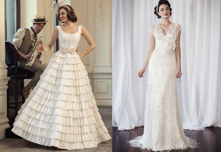 платья в винтажном стиле 2021