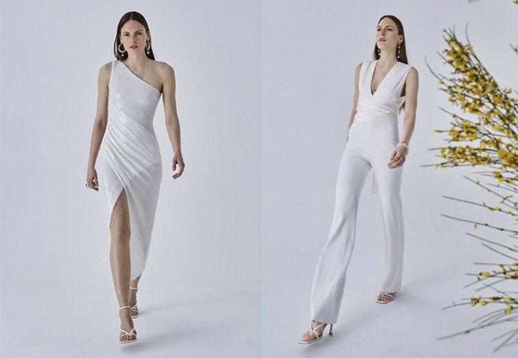 свадебный костюм для девушки 2021