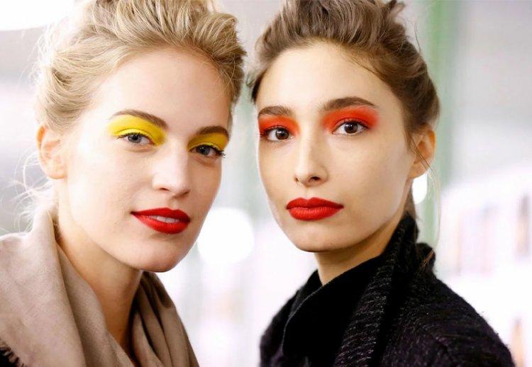 Самые заметные бьюти тренды 2021 в макияже и стрижках