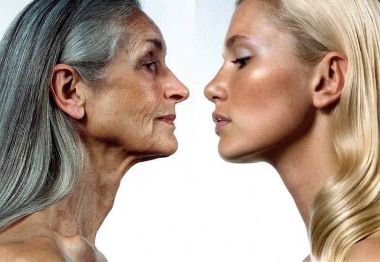 Типы старения кожи лица: как правильно ухаживать