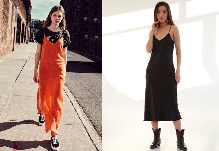 платье в бельевом стиле как носить