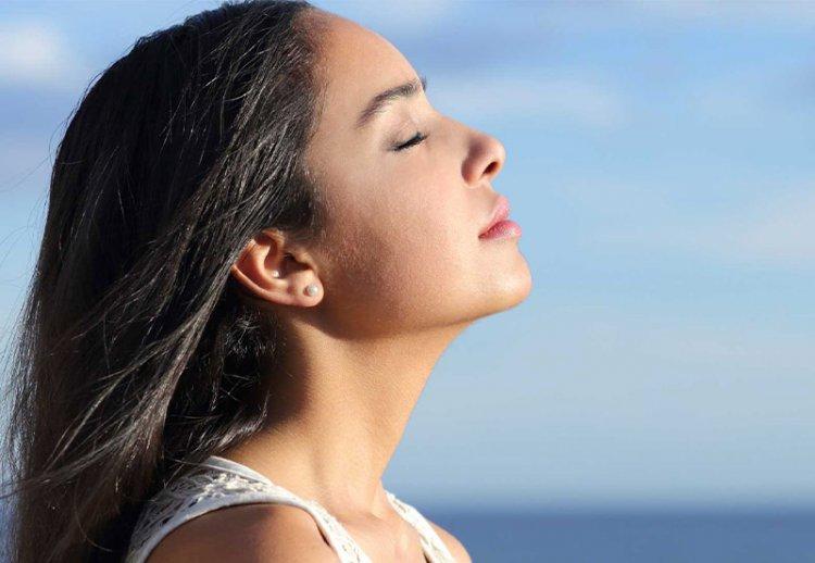 как правильно дышать