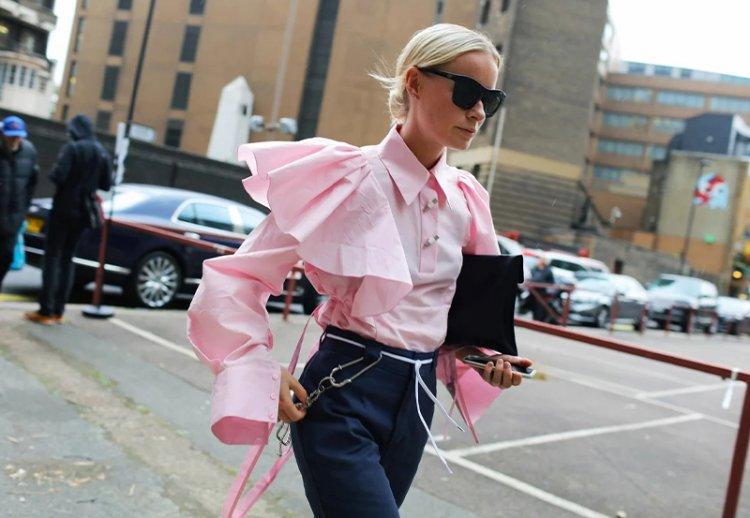 Модные женские рубашки весна-лето 2021: яркие тренды