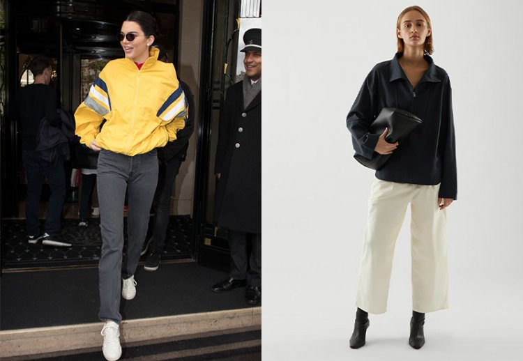 Модные куртки-ветровки 2021