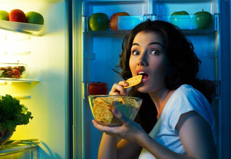Что можно съесть перед сном