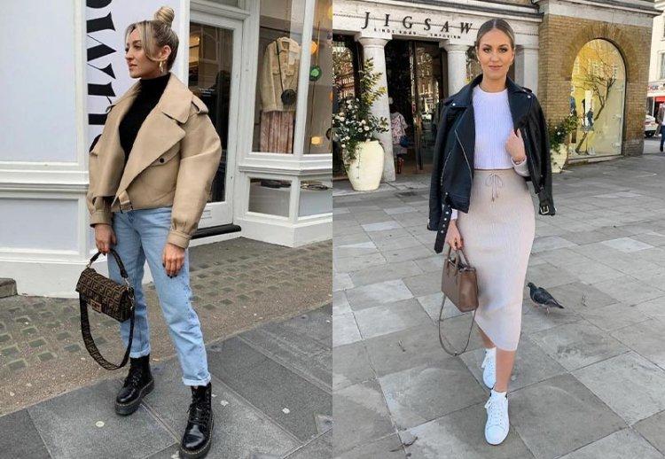 модные куртки косухи 2021