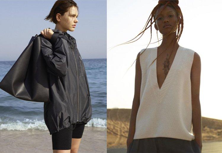 COS новая коллекция одежды 2021