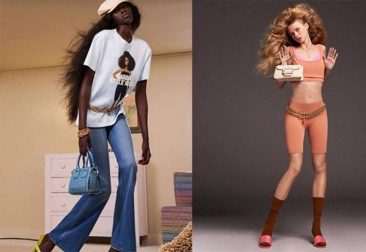 Zara и Barbie коллаборация