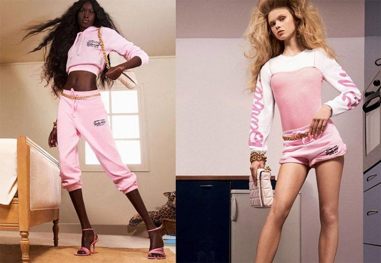 Zara и Barbie сомвестная коллекция одежды