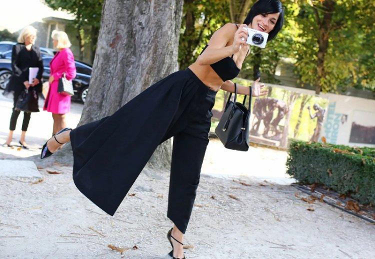 Модные тренды брюк на лето 2021