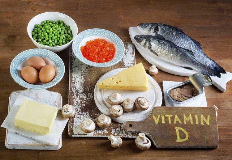 Где больше всего содержится витамина Д