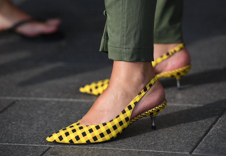 Модная женская обувь на лето 2021 – последние тренды
