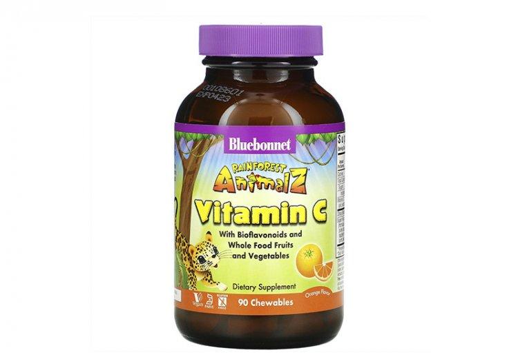 Витамин С от Bluebonnet