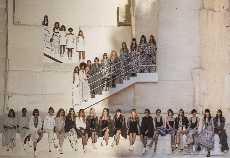 Коллекция Chanel Cruise 2021/22 – по мотивам фильмов Кокто