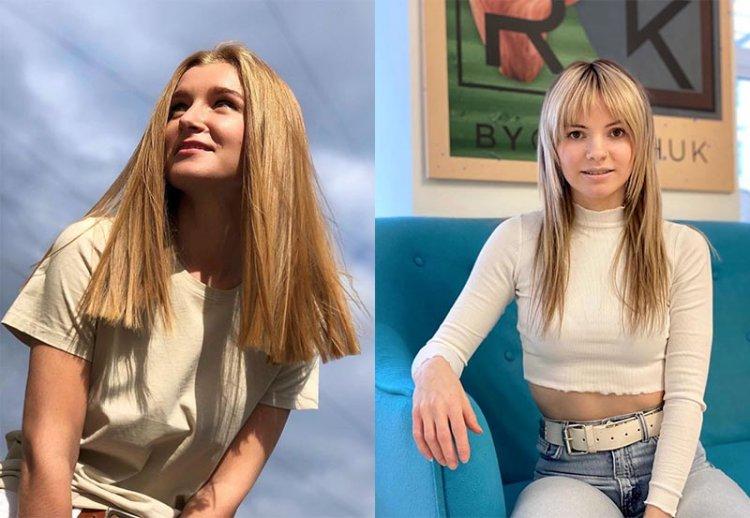 как придать объем длинным волосам