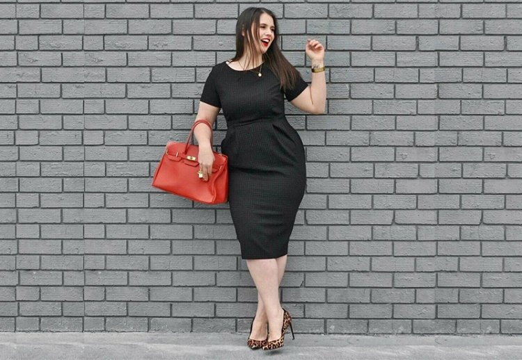 Что носить девушкам с широкими бедрами: советы стилистов