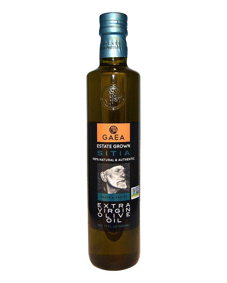 органическое оливковое масло от Gaea.