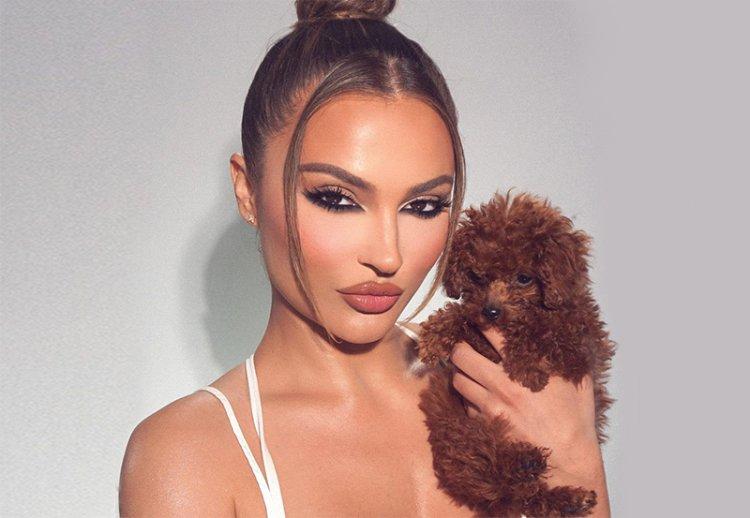 Стрелки наоборот – новый тренд в макияже из тиктока