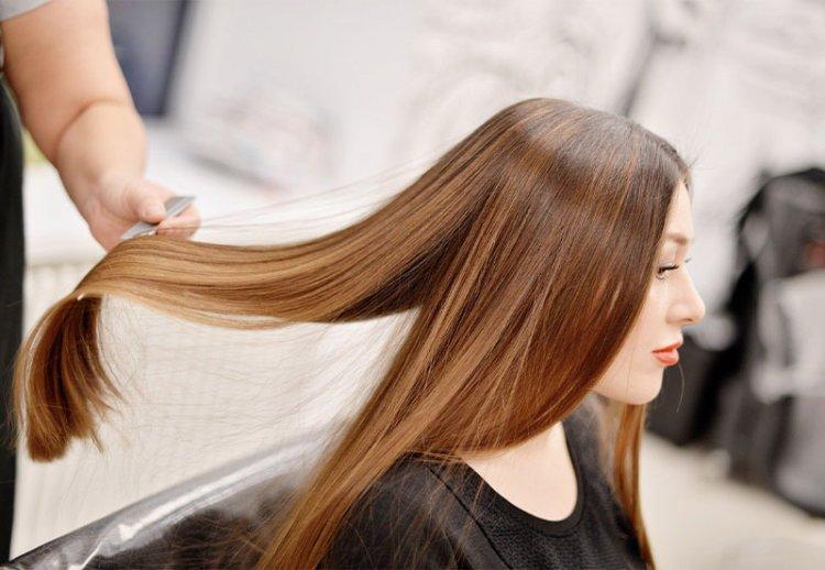 этапы ламинирования волос