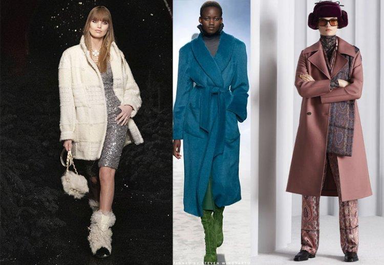 модные пальто 2021 2022