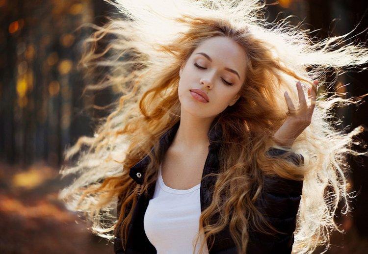 Диета для волос: витамины и продукты для красивых локонов