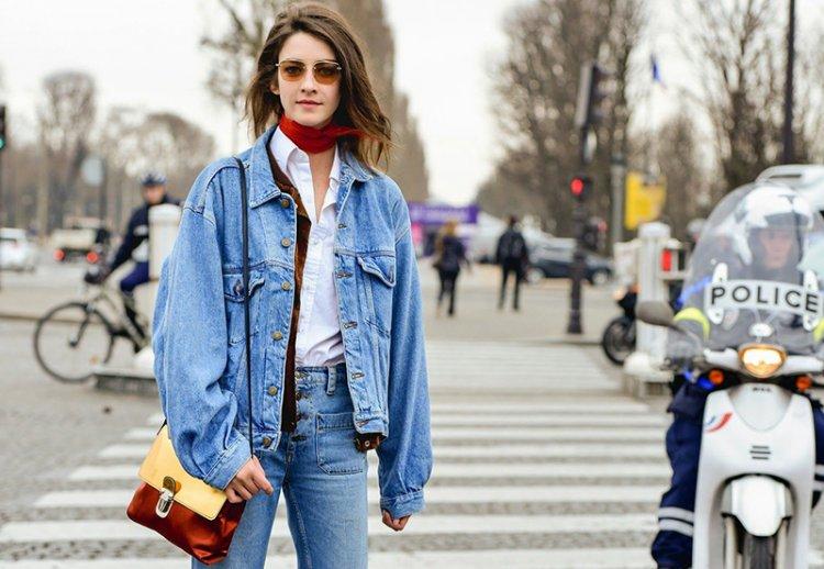 Тренды джинсовых курток на осень 2021 – что будет в моде
