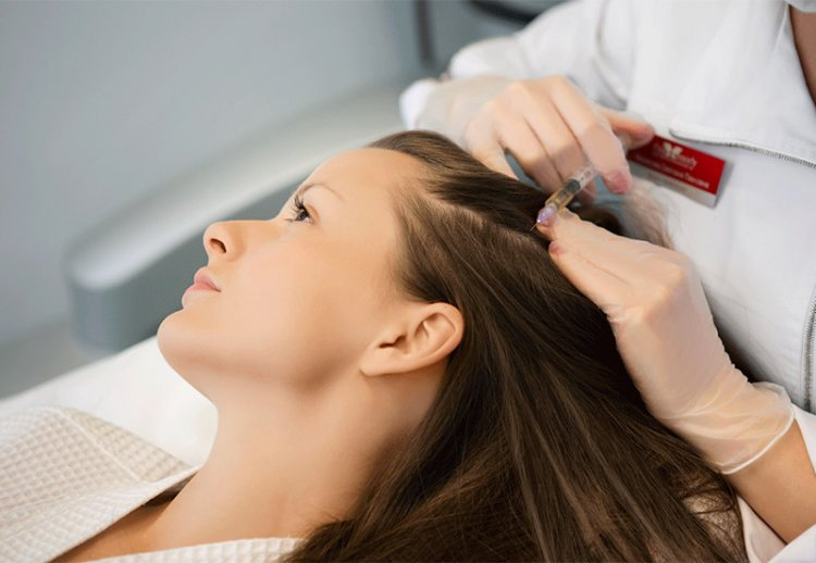 преимущества мезотерпии для волос