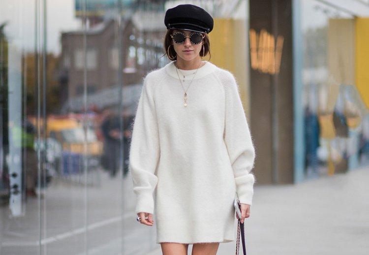 Топ 8 модных платьев осень-зима 2021/2022: главные тренды и база