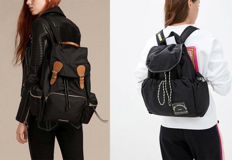 актуальные рюкзаки на осень зима 2021 2022