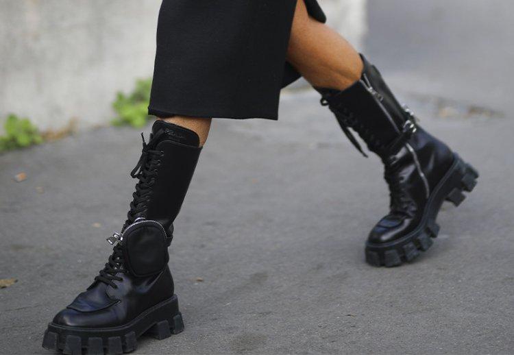 как ухаживать за обувью осенью