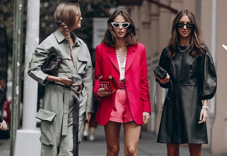 Базовый женский гардероб на осень 2021
