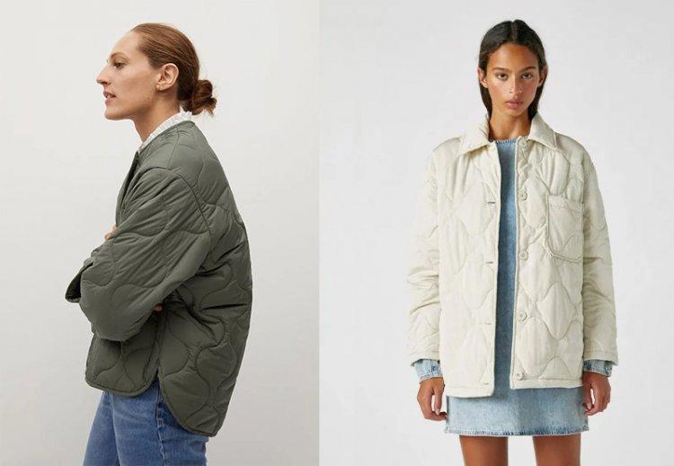 базовые куртки рубашки на осень